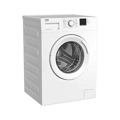 Beko WTX51021W, Lavatrice Slim, Carica Frontale per 5 kg, 1000Giri/Min, A ++, Bianco