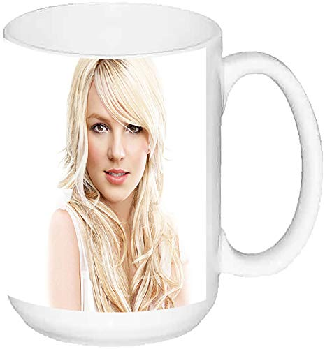MasTazas Britney Spears A Taza Grande Ceramica 15 oz ≈ 443 ml