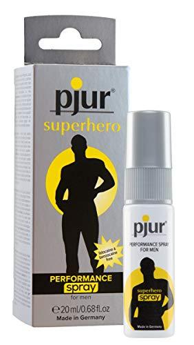 pjur Superhero Performance Spray (20 ml)