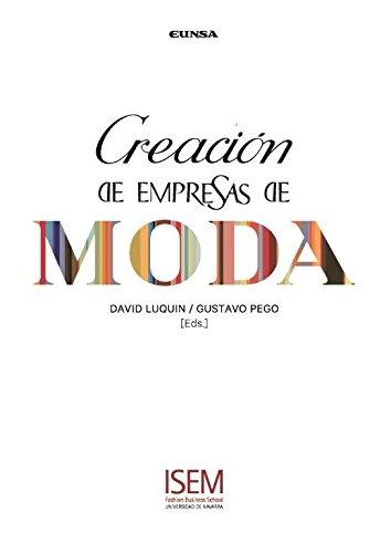 CREACIÓN DE EMPRESAS DE MODA: 2 (ISEM)