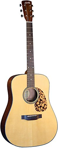 Blueridge Guitars 6 String Acoustic Guitar, Right Handed, Dreadnaught Adirondack...