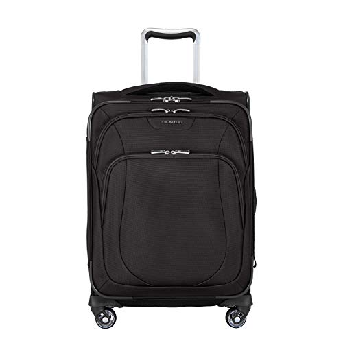 Ricardo Beverly Hills Seahaven 21-inch Carry-On Suitcase (Black)