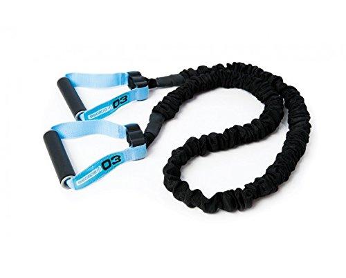 Escape Fitness de Cubrir con caña para Mezclar 3 Nivel - Azul