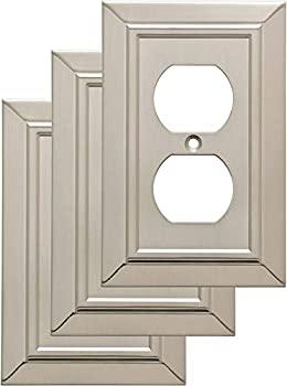 Best satin nickel outlet covers Reviews