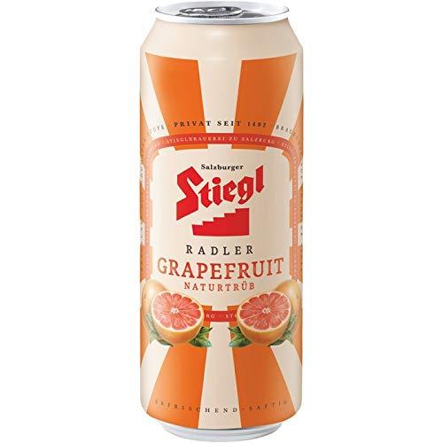 Stiegl Radler Grapefruit 24 x 0,5l Dose