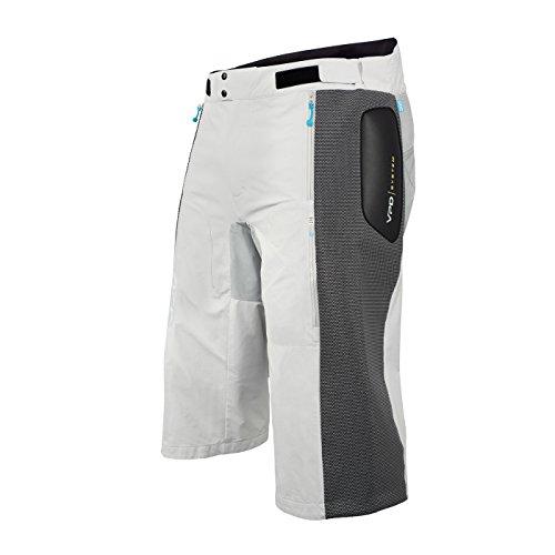 POC MTB Resistance Strong Shorts, Hose für Herren XS Grau (Amine Grey)