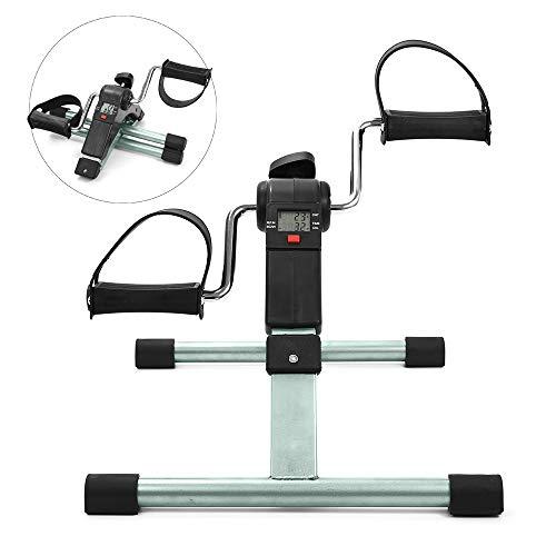 Portátil Stepper de Fitness Cardio Steppers Pierna máquina de Equipo de Gimnasia para el hogar Gimnasio Ejercicio Mini girando Bicicleta de Entrenamiento