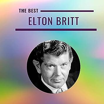 Elton Britt - The Best