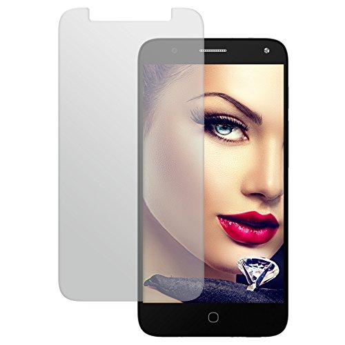 mtb more energy® Protector de Pantalla de Vidrio Templado para Alcatel One Touch Pop 4 (5051D, 5.0'') - Cristal Tempered Glass