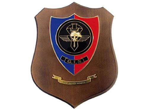 GIEMME Crest Carabinieri GIS Italia 22,5 x 17,5 cm Prodotto Ufficiale