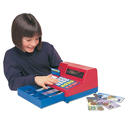Calculatrice Caisse Enregistreuse Pretend and Play Learning Resources - 2