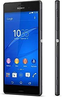 Sony Xperia Z3 (32GB, Android OS, 4G LTE + Wifi, Black)
