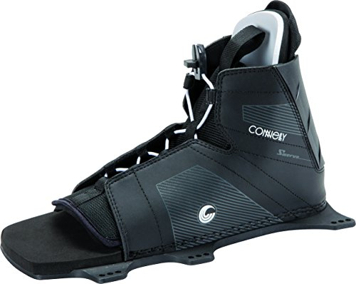 CWB Connelly 2015 Adjustable Bindings Swerve Waterski for Age (5-13), Small/X-Large