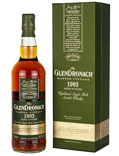 GlenDronach 1993 Master Vintage 25 Jahre 0,7 l - LIMITIERTE ABFÜLLUNG