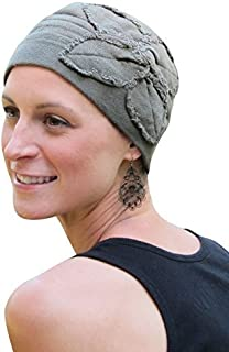 Hats for Cancer Patients Women Chemo Headwear Head Coverings Parkhurst Butterfly