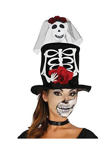Guirca 13784 Veste avec squelette pour femme