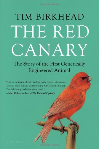 Image OfThe Red Canary: The Story Of The First Genetically Engineered Animal