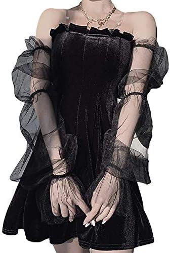 TSMNZMU Lolita Dress for Women Lolita Shirt Lolita Dress Black Goth Lolita Skirt Lolita Dress product image