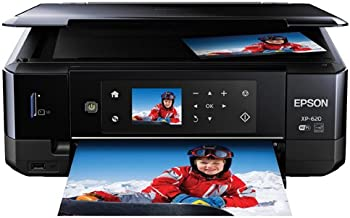 Epson Expression Premium XP-620 Wireless Color Photo Printer with Scanner and Copier