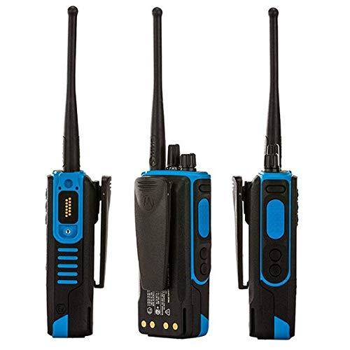 Motorola DP4801 UHF ATEX - Comprar Walkie Talkies con Licencia