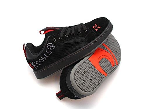 kKrows, LLC kKrows Flüssigkeit Krow Wasser Sport Schuhe, Schwarz, Gr. 9-10