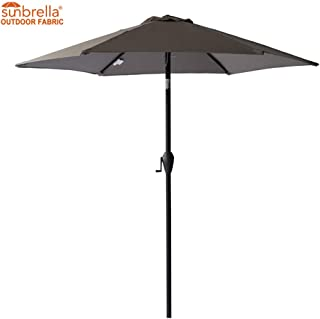 9 ft aluminum umbrella