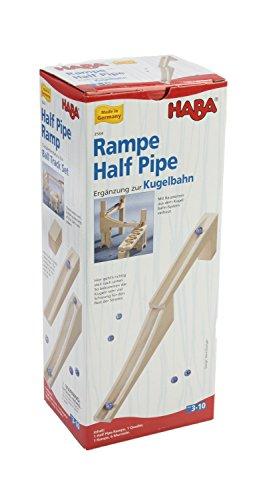 HABA Half Pipe Rampe