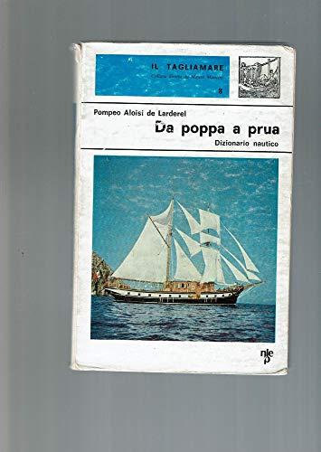 Da poppa a prua. Dizionario nautico.