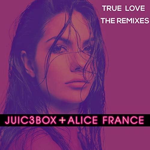 JUIC3BOX & ALICE FRANCE