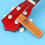 AMONIDA Instrumento Musical Ukulele Guitar Partner con Metal Box Chidren Kazoo, con Membrana y Enchufe para Material didáctico para Navidad Regalo de cumpleaños de Acción de Gracias