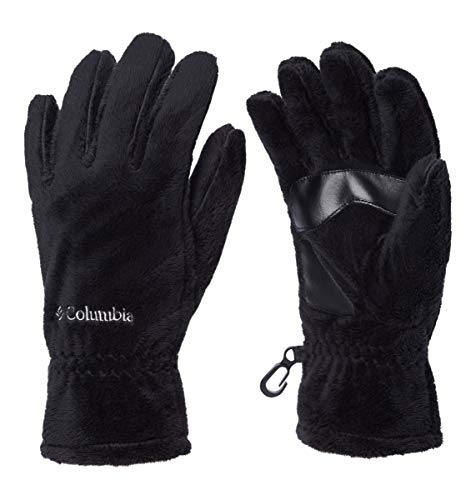 Columbia Women's Pearl Plush Glove, black, X-Large