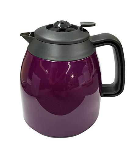 Ersatzkanne Thermokanne für Kaffeemaschine SC KA 520 und 520.1 Purpur
