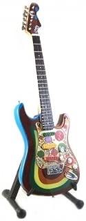 BEATLES GEORGE HARRISON Mini Guitar ROCKY Model GIFT