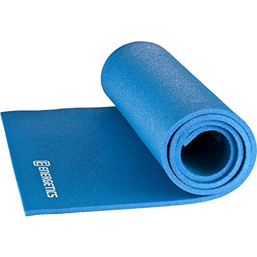 ENERGETICS Fitnessmatte Body Fit XL Matte, Blau, One Size