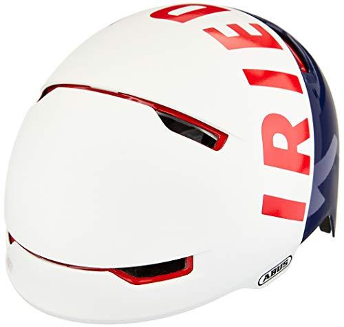 ABUS Scraper 3.0 Ace, Casco da Bicicletta. Unisex-Adulto, Bianco (Iriedaily White), M
