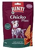 Rinti Hundesnacks Extra Chicko Knoblauch Ecken 80 g,12er Pack (12 x  80 g)