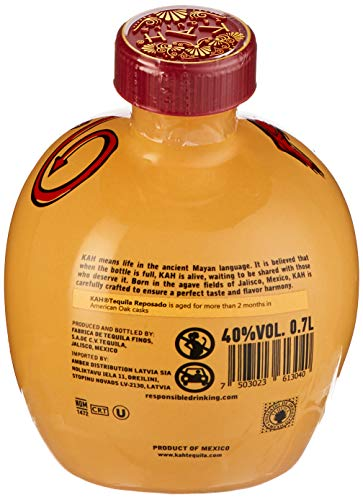 Kah Tequila Reposado (1 x 0.7 l) - 2