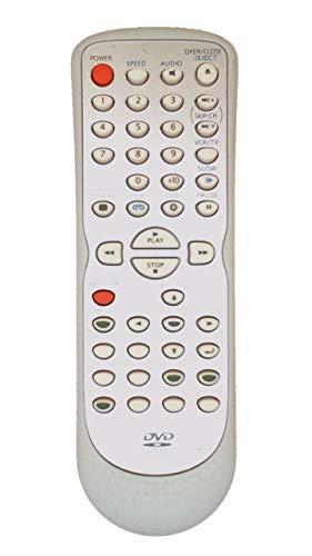 FUNAI NB150 CSDV840E, CWF804, DVC840E, DVC845E, EWD2004 EWD2204 REMOTE CONTROL
