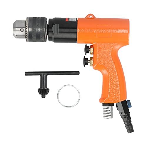 Taladro De Aire Neumático De 13 Mm 1/2 Pulg, Taladro De Pistola Reversible, Taladro De Rotación, Herramienta De Perforación, Amoladora De Grabado