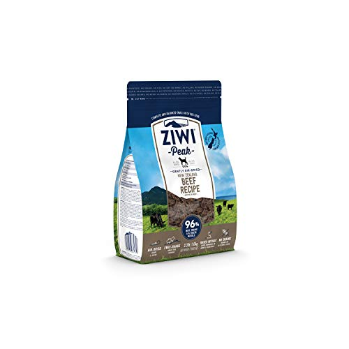 Ziwi Peak Air-Dried Beef Recipe Dog Food (2.2lb), ZCDB1000PUC
