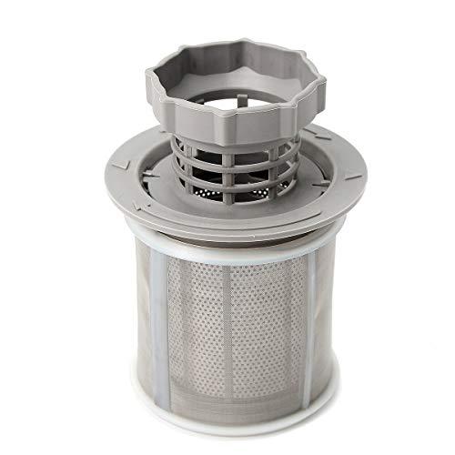 Micro filtro de recambio de malla de dos piezas para lavavajillas de cocina BOSCH