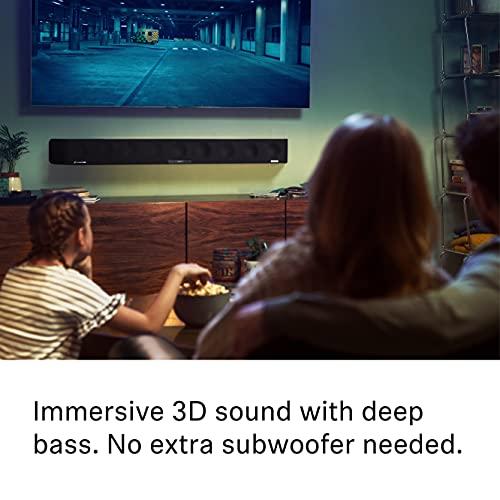Sennheiser AMBEO Soundbar - 5.1.4 Channel with Dolby Atmos and DTS:X