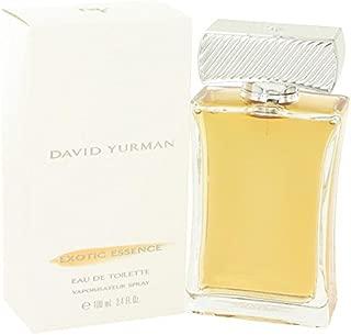 David Yurman Exotic Essence by David Yurman Eau De Toilette Spray 3.4 oz for Women - 100% Authentic
