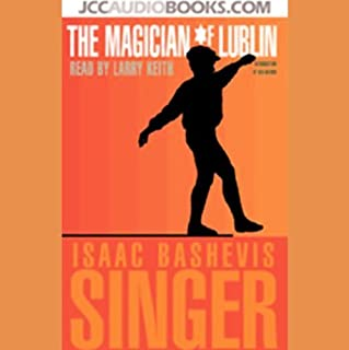 The Magician of Lublin cover art