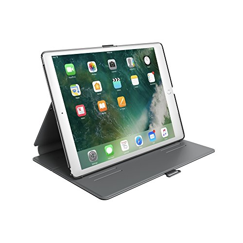 Speck Products BalanceFolio Case and Stand for iPad 9.7-Inch , 9.7-Inch iPad Pro, iPad Air 2/Air, Black/Slate Grey, 90914-B565