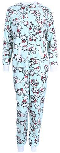 Pijama de una Pieza de La Gata Marie Disney XL