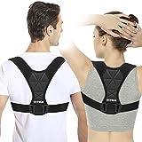 EXTSUD Geradehalter zur Haltungskorrektur, Rückenstütze Rückentrainer für Damen und Herren Geradehalter Schulter für Bessere Körperhaltung Gesunde Haltung (M) -