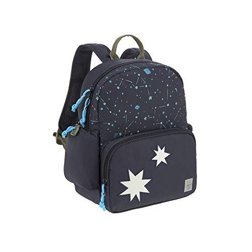 LÄSSIG Kinderrucksack mit Brustgurt Kindergartentasche Kindergartenrucksack ab 4 Jahre/Medium Backpack Magic Bliss Boys