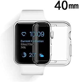 Capa Transparente Apple Watch Serie 4, 5 e 6 de 40mm