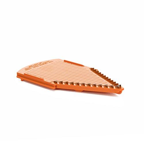 Börner Messereinschub 3,5mm für V1, V3 und V6 Mandoline in orange - Gemüsemesser